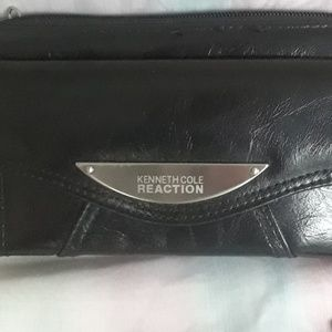Kenneth Cole Bags - Kenneth Cole Reaction Black Wallet - NWT